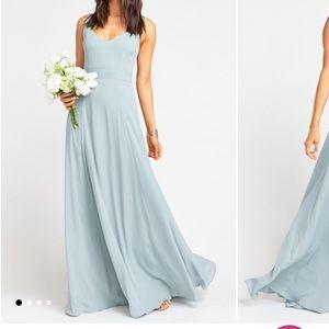 Show me your Mumu Jenn bridesmaids dress